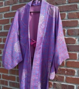 A purple kimono? In Colorado?