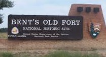 bents fort sign