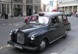 irish cab