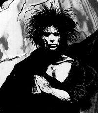 Morpheus Source: Wikipedia Dream (comics)