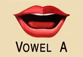 vowel a