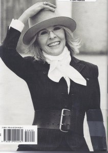 Diane Keaton back
