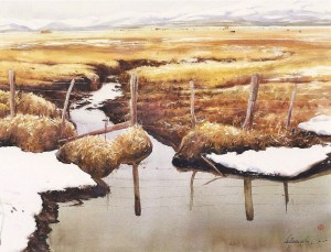 Spring Thaw by William Matthews