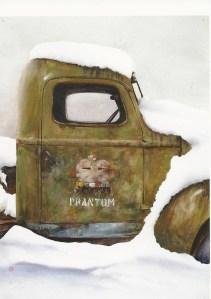 Phantom by William Matthews